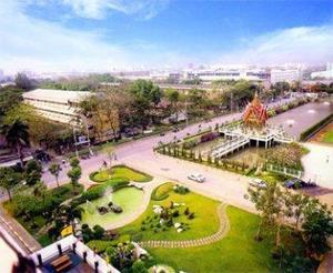 皇家大学俯视图
